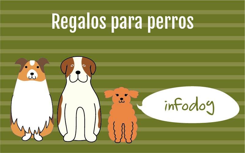 Regalos para perros: Ideas para sorprender estas Navidades